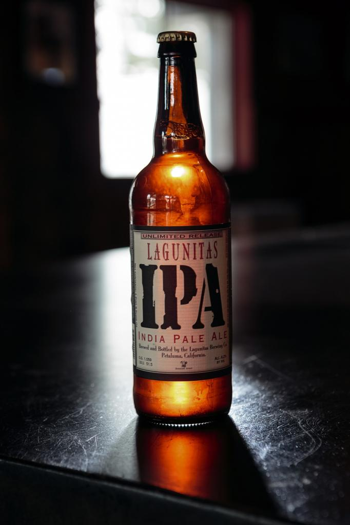 Lagunitas Brewing Co. is not only known for its beer, but also its inviting patio where you can see live music and entertainment. Bring the whole family, including your pup. (Chris Hardy / The Press Democrat)