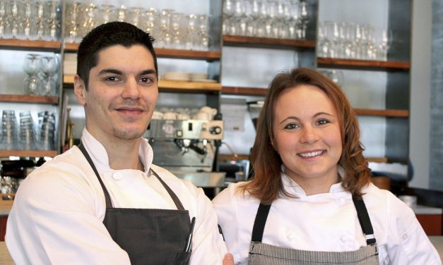 Chef Couple Taking Over Healdsburg's Popular Spoonbar Restaurant