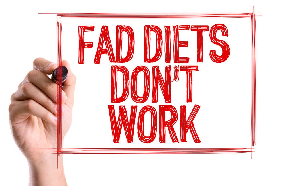 Diet Resolutions Stink: Healthy Eating Tips