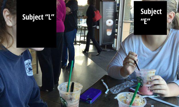 We Make Teens Try Starbucks New V-Day Secret Menu Frappuccinos