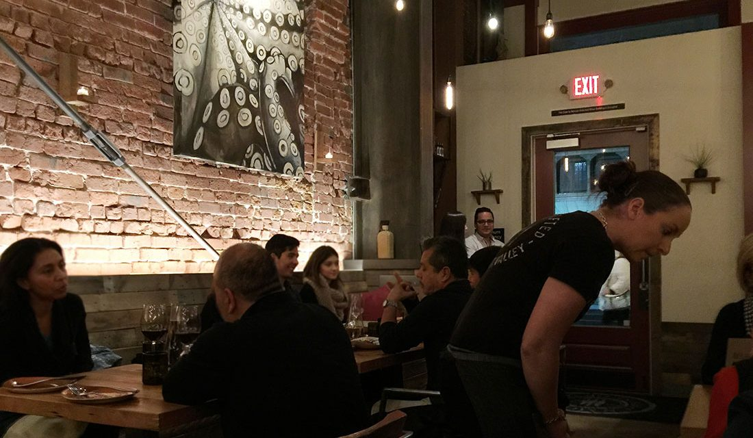 Ca'Momi Osteria and other Napa Newcomers