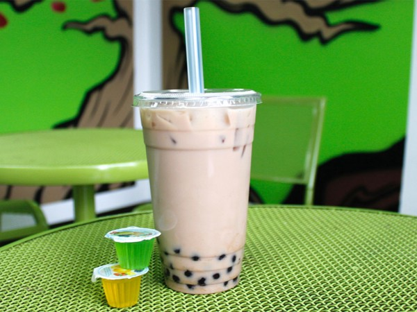 TeaRex milk tea. Photo: Jenna Fischer
