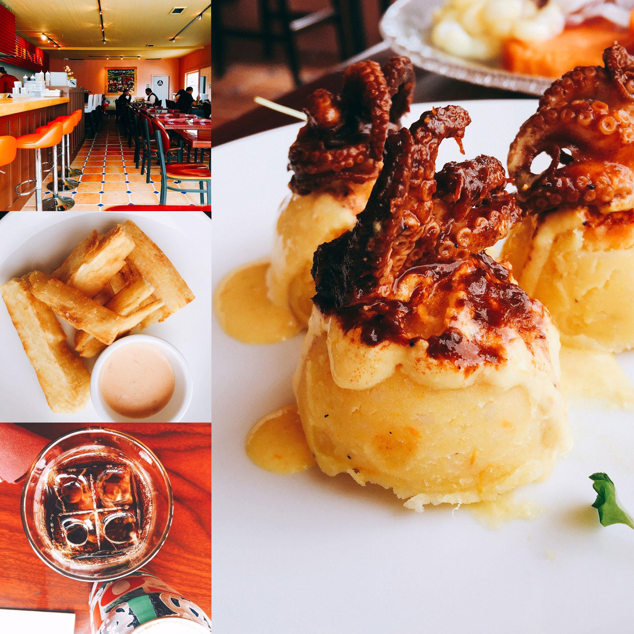 Quinua cocina new petaluma peruvian restaurant for Food bar petaluma