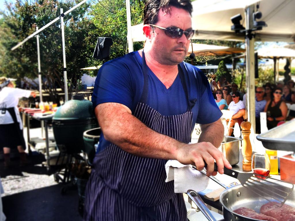 Chef Douglas Keane, formerly of Cyrus restaurant in Healdsburg, will open a yakitori restaurant in St. Helena in 2016. Photo: Heather Irwin.