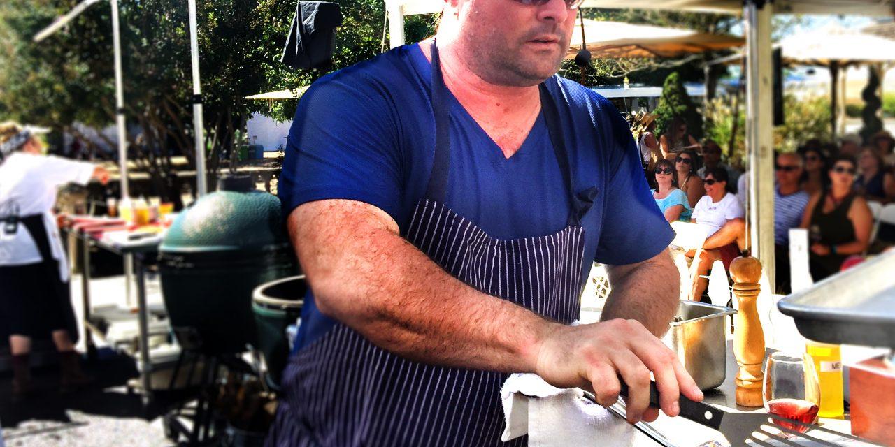 Cyrus Chef Opening Napa Restaurant, Two Birds One Stone