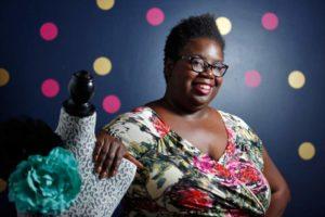 Malia Anderson stylist and founder of Style by Malia at her studio in Santa Rosa. (Alvin Jornada / The Press Democrat)
