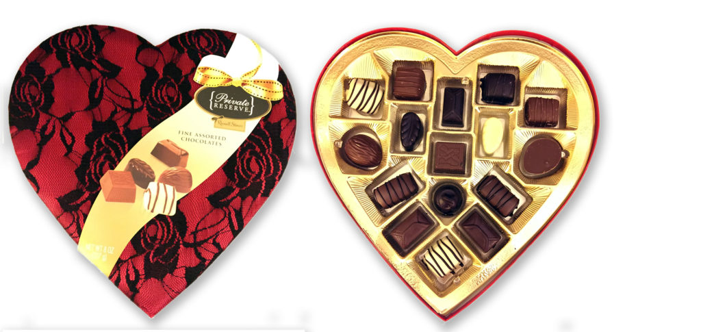 Russell Stover Private Reserve Fine Assorted Chocolates