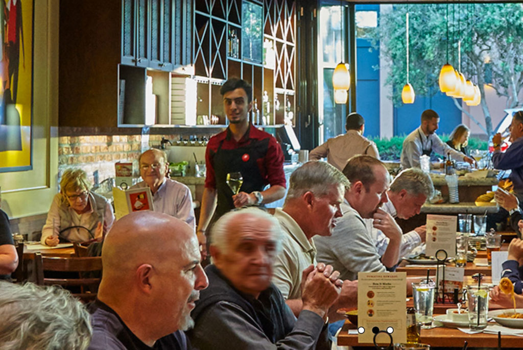 Tomatina italian restaurant has opened in Santa Rosa's Montgomery Village