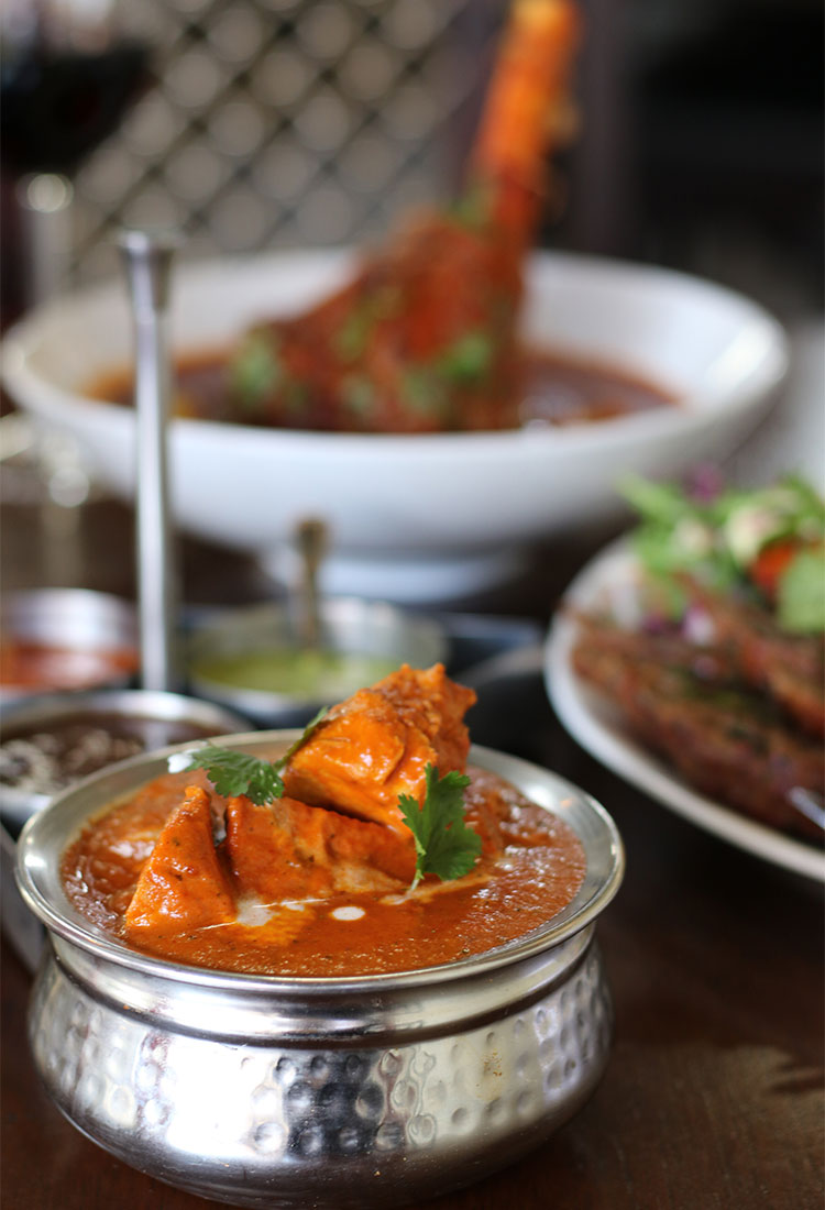 Tikka masala at Dehli belly in Sonoma (heather irwin)