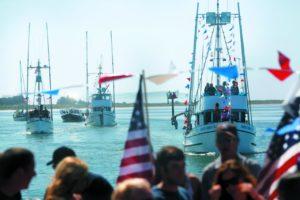 Bodega Bay Fisherman's Festival. (Photo /  Beth Schlanker)