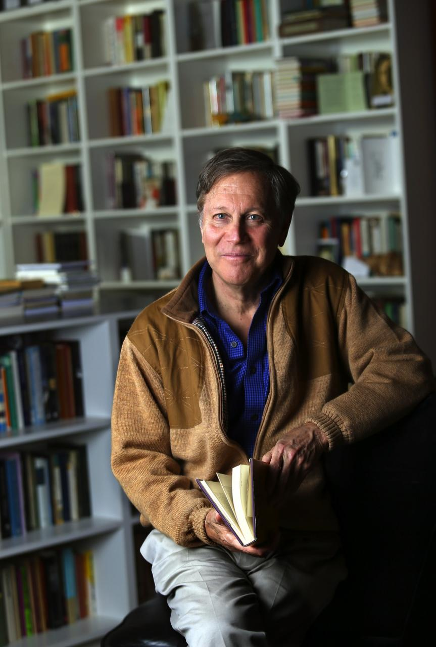 Writer Dana Gioia served as chairman of the National Endowment for the Arts and was appointed California State Poet Laureate by Jerry Brown in 2015. (JOHN BURGESS / The Press Democrat)