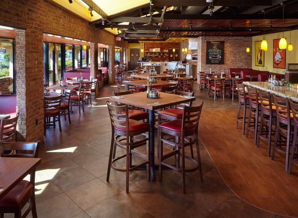 Tomatina Santa Rosa Italian Restaurant interior (courtesy photo)