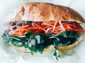 Thuan Phat Banh Mi Sandwich in Santa Rosa (Heather Irwin)