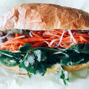 Thuan Phat Banh Mi Sandwich in Santa Rosa (Heather Irwin)