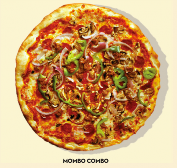Mombo's Pizza in Santa Rosa California (mombo's website)