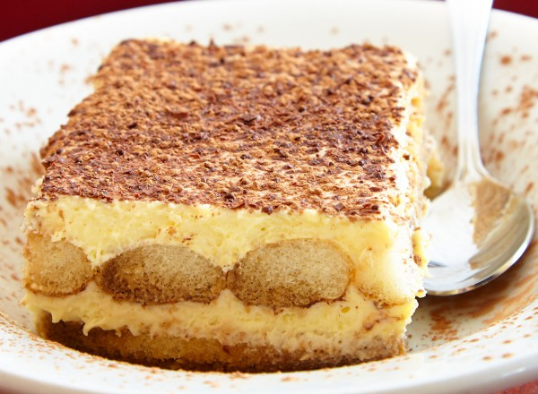 Tiramisu at Tomatina Italian restaurant in Santa Rosa. (courtesy photo)