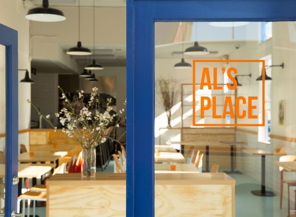 Al's Place in SF is a conde nast reader favorite for 2016