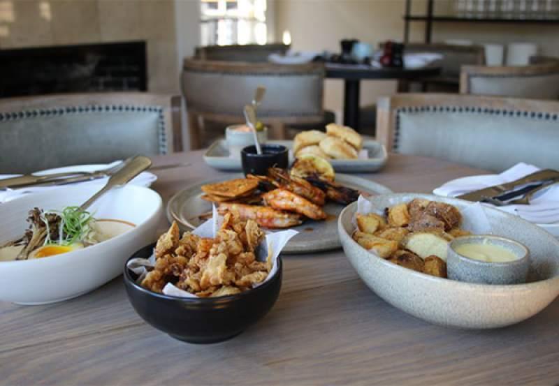 Bird and The Bottle, a new Stark Reality Restaurant in Santa Rosa, CA. (Heather Irwin / The Press Democrat)