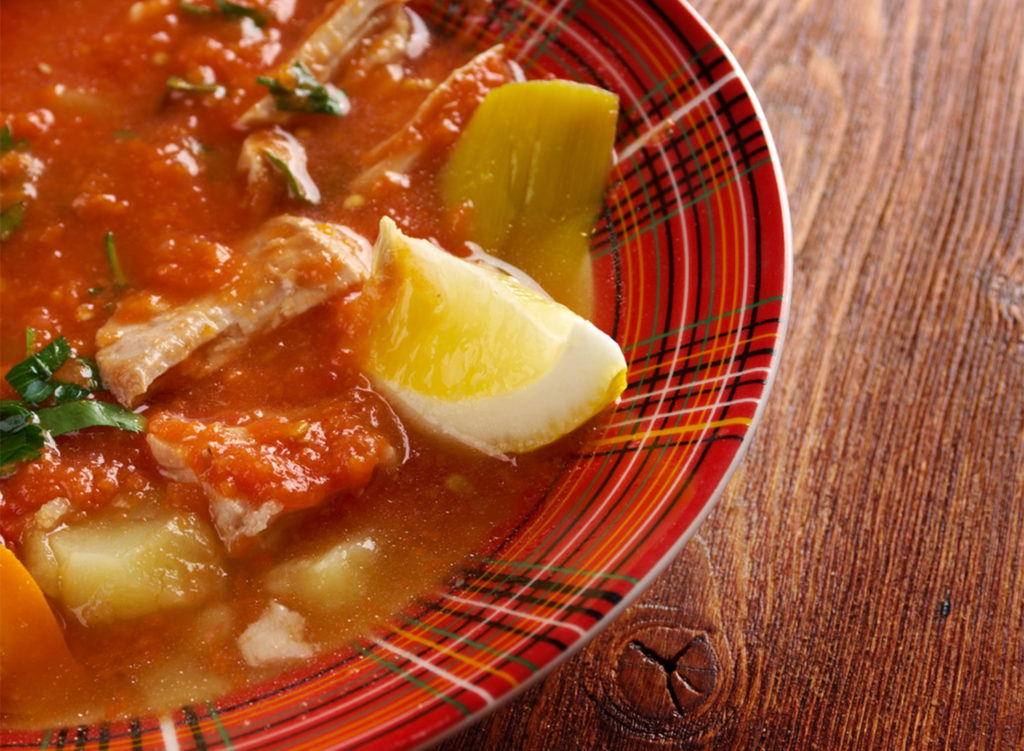 Birria is a traditional Mexican soup usually served on weekends (shutterstock)