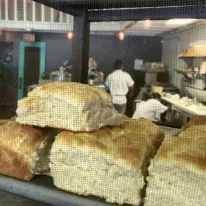 Biscuits at Big Bottom Market in Guerneville (Heather Irwin)