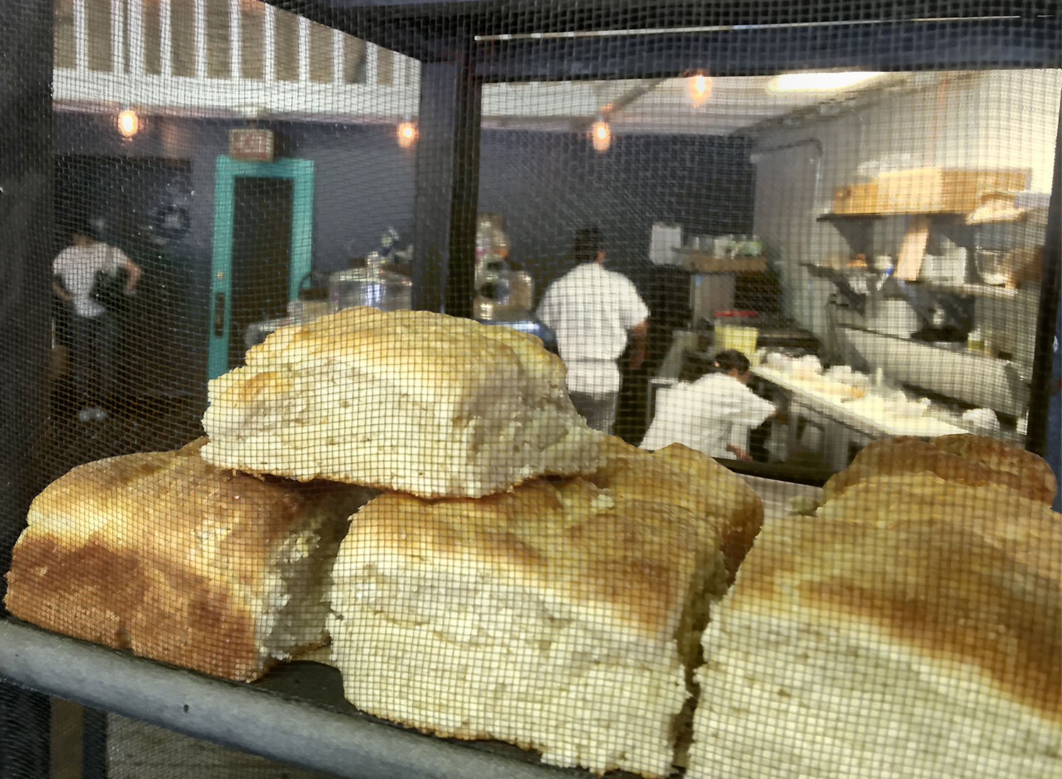 Big Bottom Biscuits in Guerneville