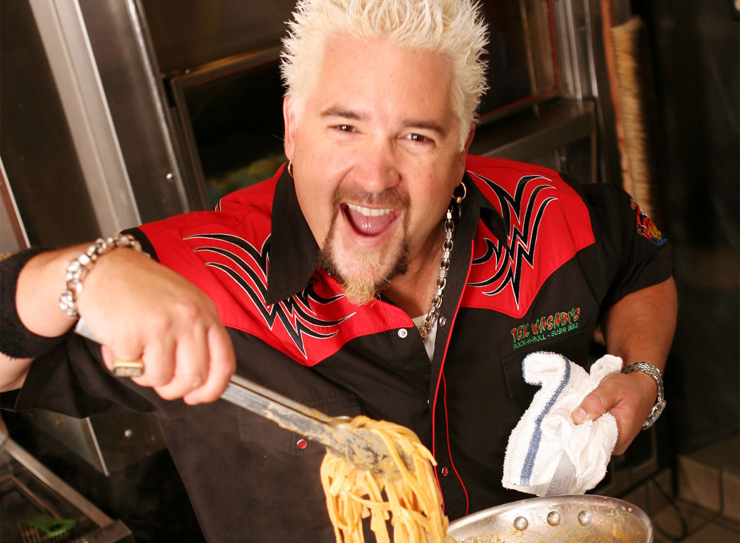 Fieri Walks Away From The California Restaurants That Made Him