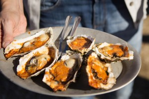 Hog Island Oyster Company (Photo by Charlie Gesell)