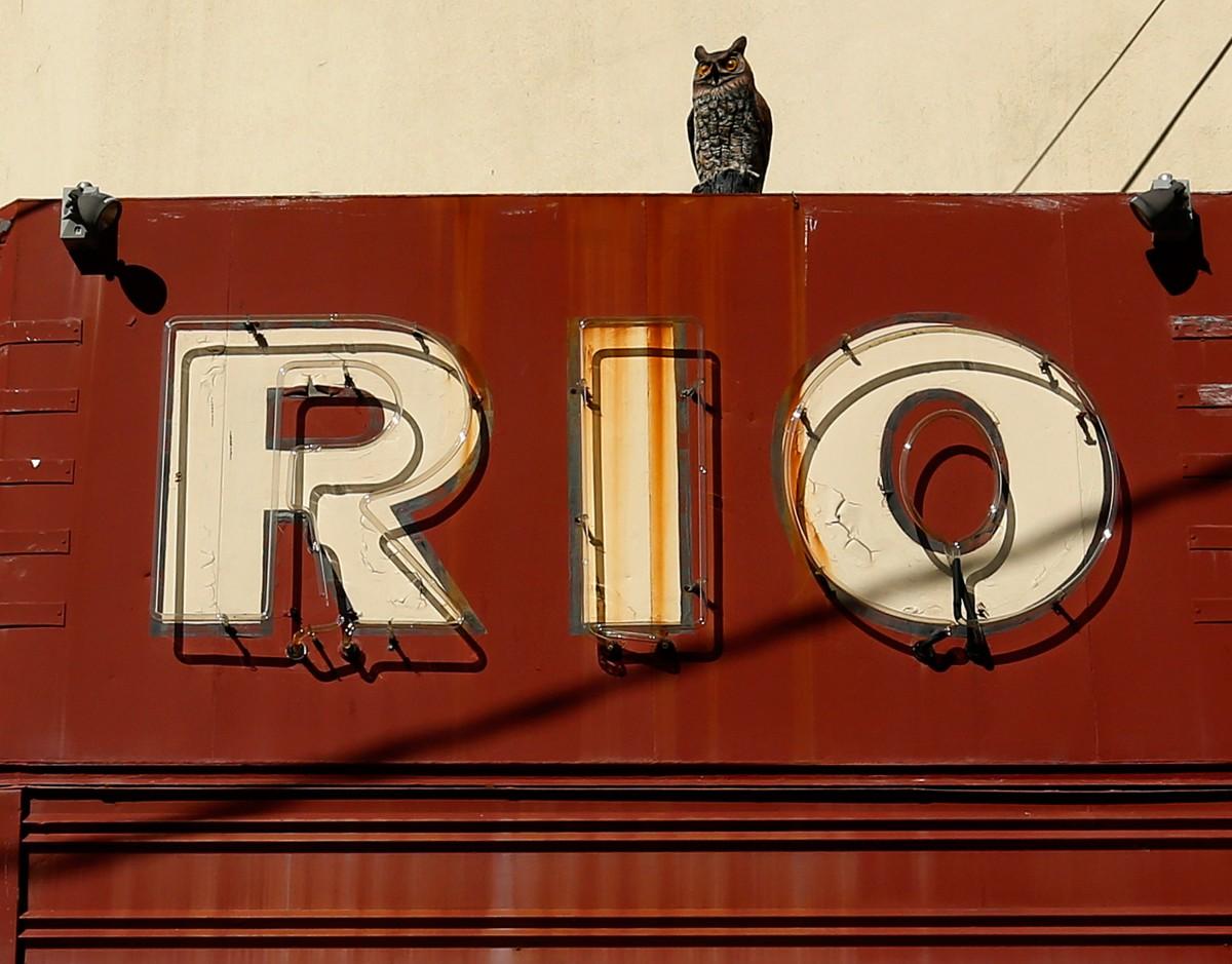 Rio Theater in Monte Rio. (Alvin Jornada)