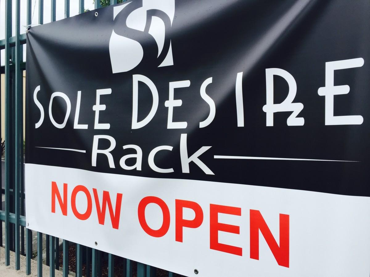 Sole Desire Rack