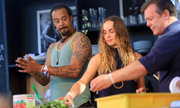 Lamb Butchery, Flying Fish and Rock Star Chefs at BottleRock 2016