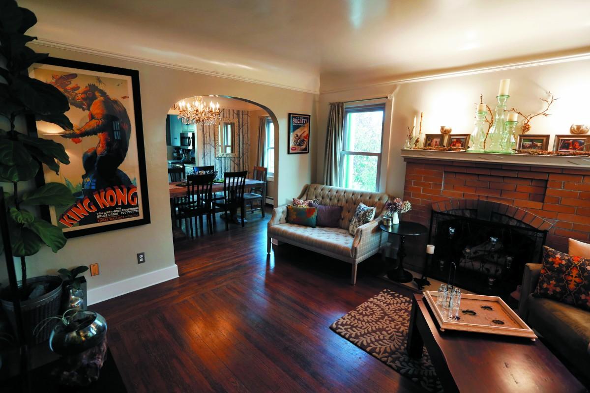 A Petaluma Heritage Home with a British Twist   Sonoma Magazine