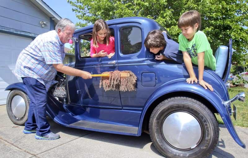 Petaluma Classic Car Show Salutes George Lucas American