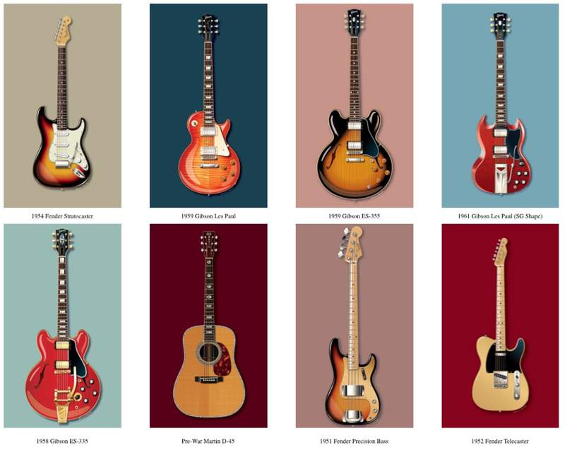 history of the guitar Guitars have followed us through entire modern history of mankind, from fist civilizations to modern times when we have access to thousands of years of experience.