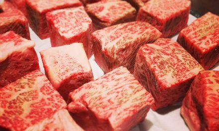 $3,000 Kobe Beef Steak Anyone?