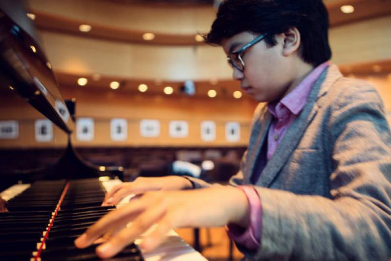 Joey Alexander, the 12-year-old, 2016 Grammy-nominated jazz pianist from Indonesia, is one of several jazz names slated to play this year's Healdsburg Jazz Festival, running June 3-12.