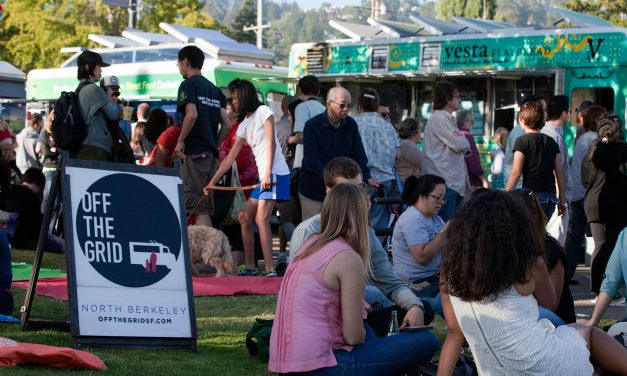 Off The Grid Food Truck Fleet Heads to Santa Rosa