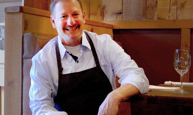 Big Chef News at Marin's Rancho Nicasio