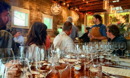 Wine Country's Best Restaurant Wine Lists