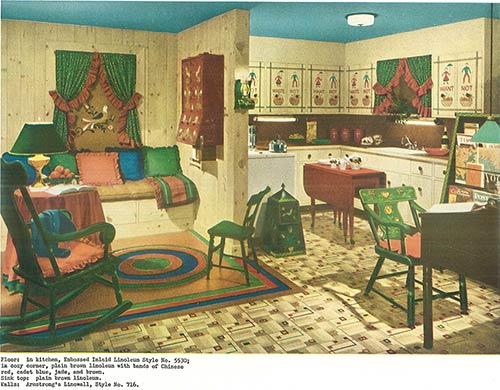 1940 living room decor how to use color to make your vintage home reflect its history 14825
