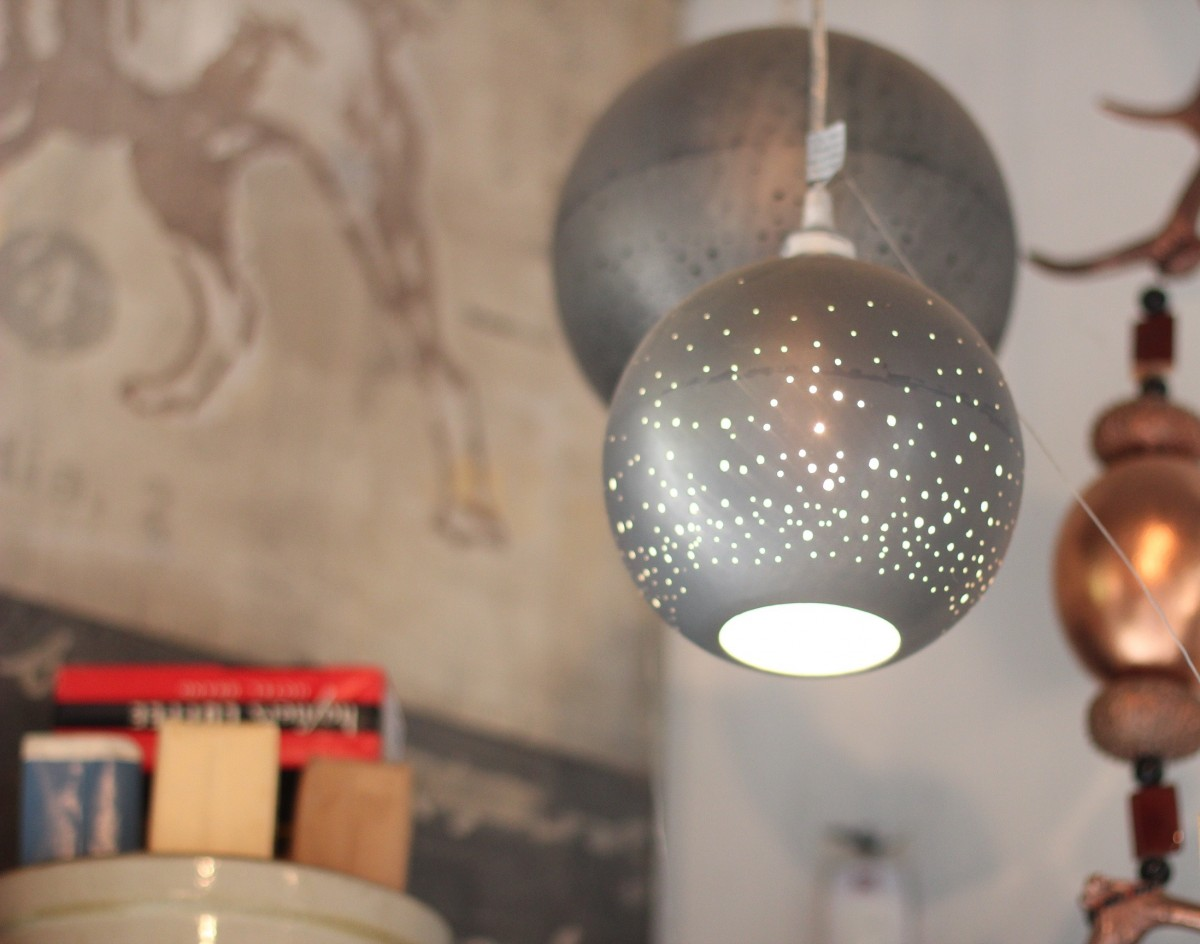 Light Fixtures at Artefact