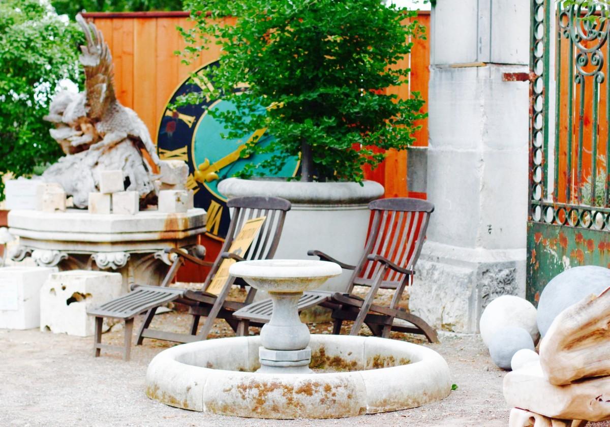Outdoors at Artefact