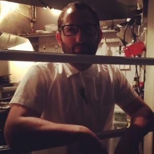 Chef Ben Spiegel, courtesy of Facebook