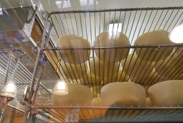 Red hawk cheese at Tomales Bay Foods. Heather Irwin