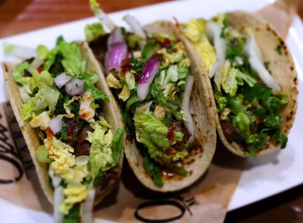 Tacos at Oliver