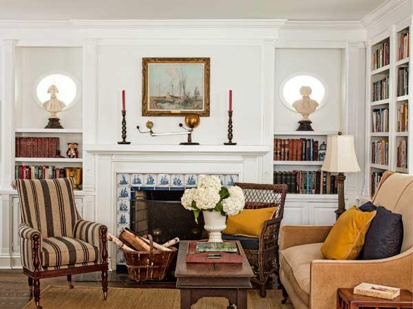 living room1900