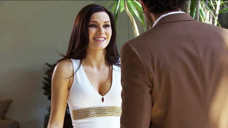 Soto stars in the production along with Russian actress Irina Baeva.