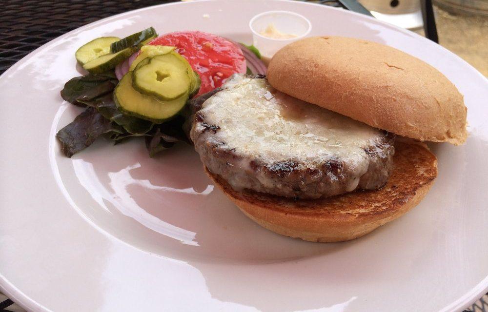HBG in Healdsburg: Best burger in America?