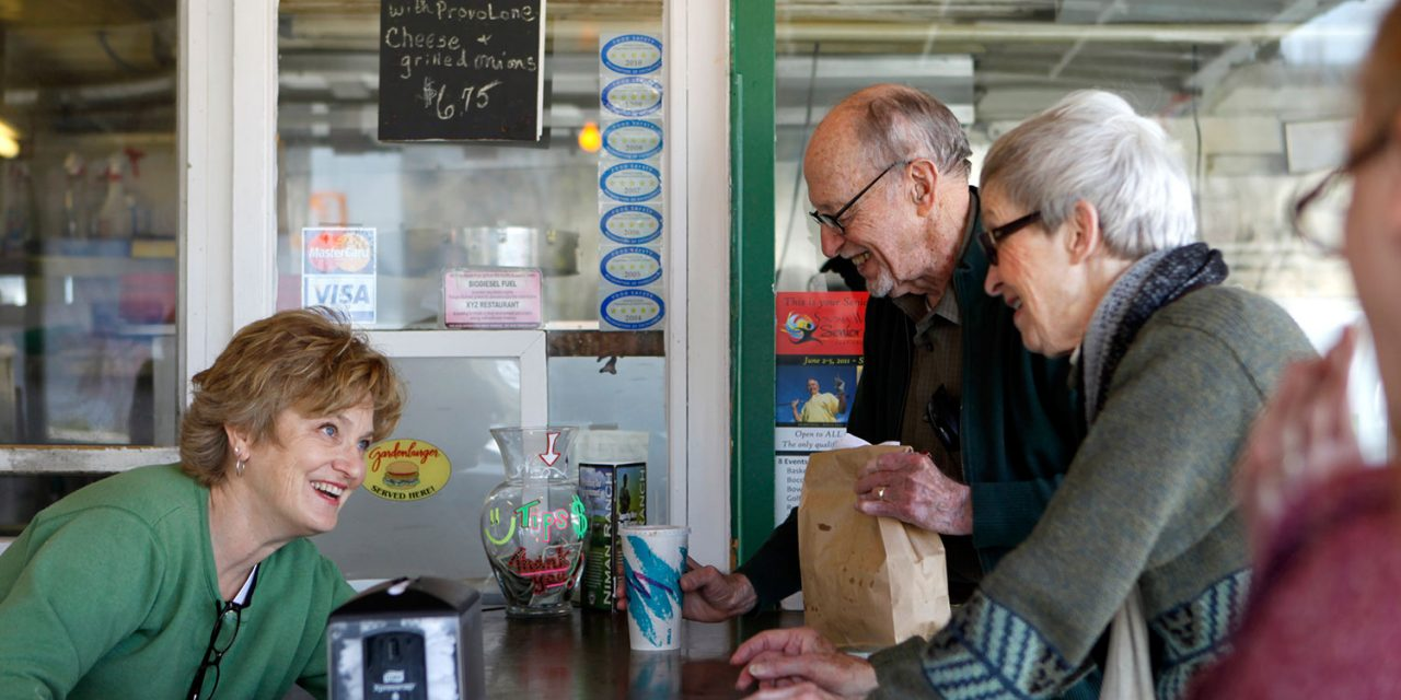 New Owners for Cloverdale's Historic Pick's Drive-In