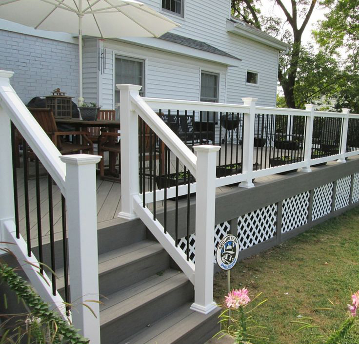 Porch Vs Deck Which Is The More Befitting For Your Home: Choosing The Right Deck For Your Wine Country Backyard