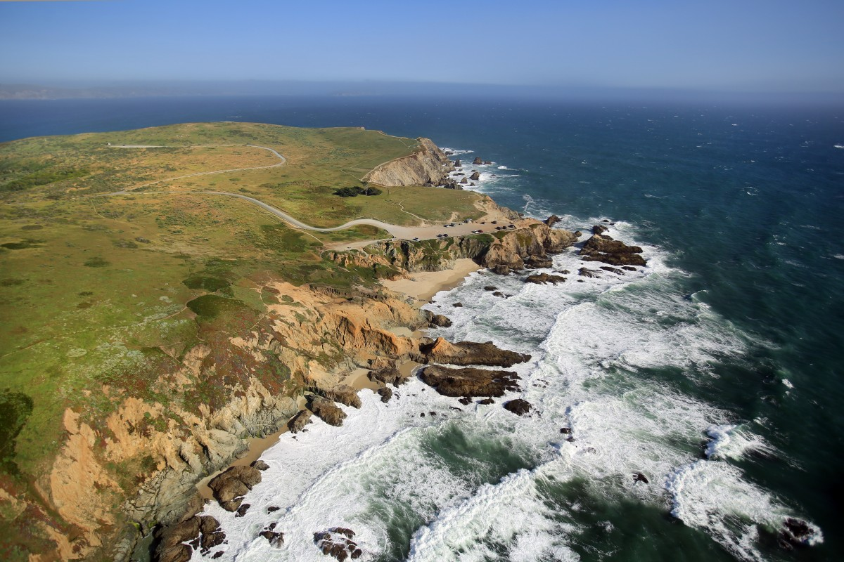 The Bodega Head in Bodega Bay, Monday May 17, 2016. (Kent Porter / Press Democrat) 2016.. Kent Porter